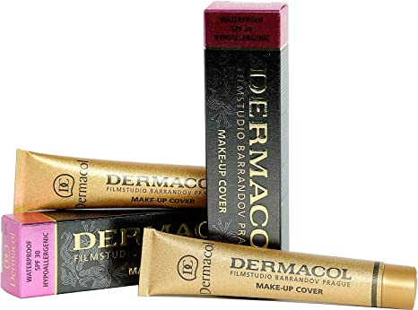 Dermacol Make Up Cover Base de Maquillaje (212)