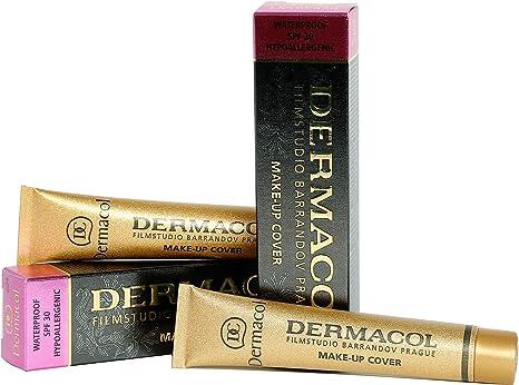 Dermacol Make Up Cover Base de Maquillaje (212)