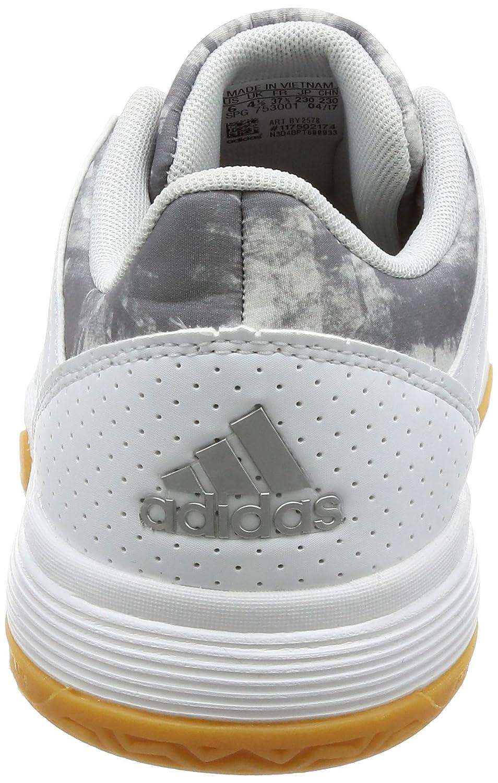 Adidas Damen Ligra 5 W Volleyballschuhe Mehrfarbig (Ftwr Weiß/Silver Met./Silver Met.) Met.) Met./Silver 6d6f43