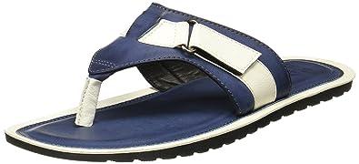 b388809e9ae Bond Street by (Red Tape) Men s Blue Hawaii Thong Sandals - 11 UK ...