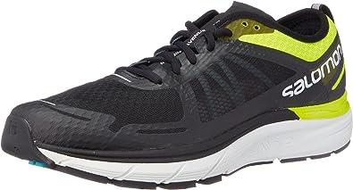 Salomon Sonic Ra Max, Scarpe da Trail Running Uomo, Giallo (Safety Yellow/Black/Bluebird 000), 45 1/3 EU: Amazon.es: Zapatos y complementos