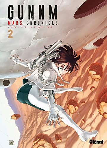 Gunnm Mars Chronicle   Tome 02