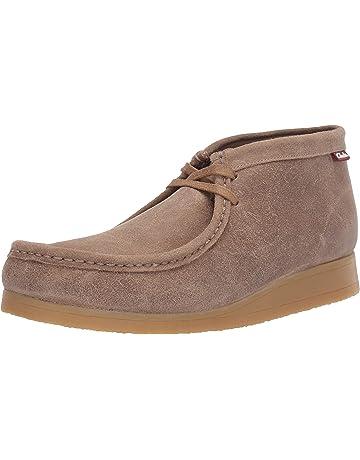 d55314a7b Clarks Men s Stinson Hi Chukka Boot