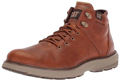 Caterpillar Factor Waterproof Thinsulate Boot Men 7 Brown