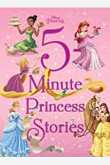 Disney Princess:  5-Minute Princess Stories (5-Minute Stories) Kindle Edition