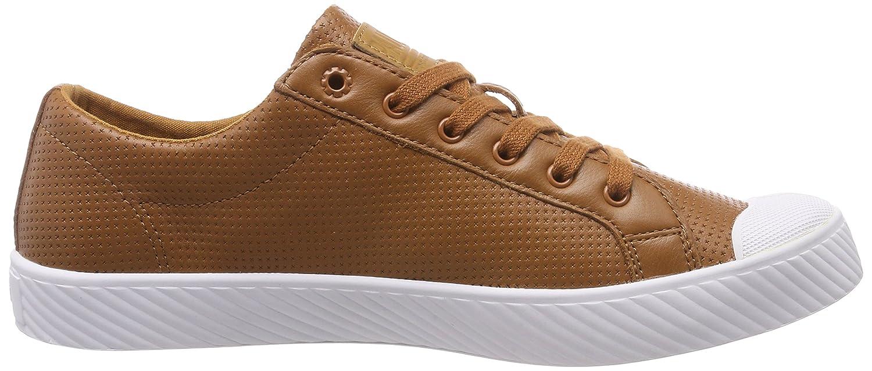 Palladium Pallaphoenix OG Leather, Sneaker Unisex-Adulto, Marrone (Cuoio 151), 43 EU