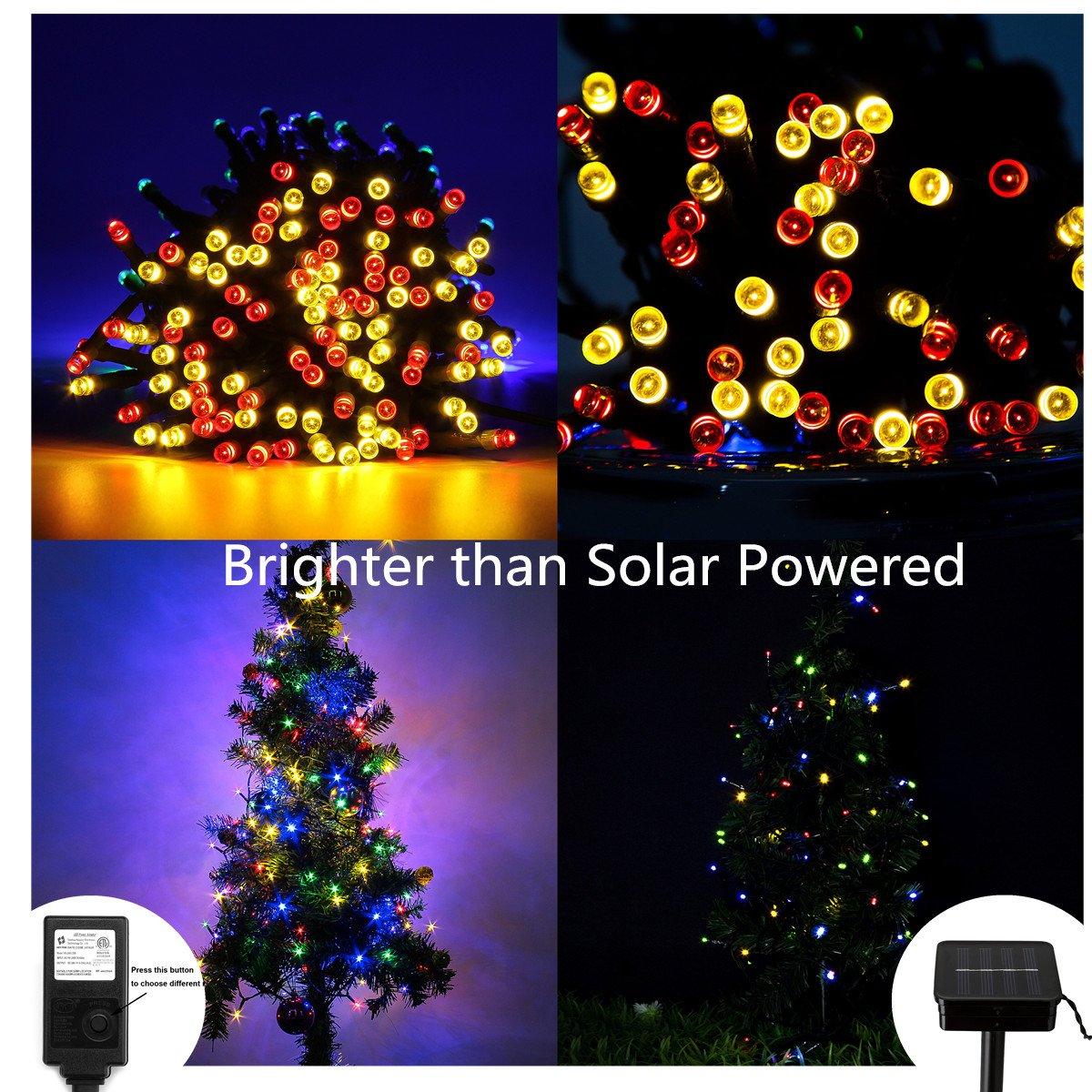 Amazon.com: SUPERNIGHT DC 24V 200 LED Decorative Christmas Lights ...