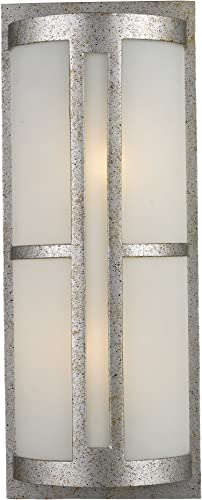 Elk 42096 2 Trevot 1-Light Outdoor Wall Mount in Sunset Silver