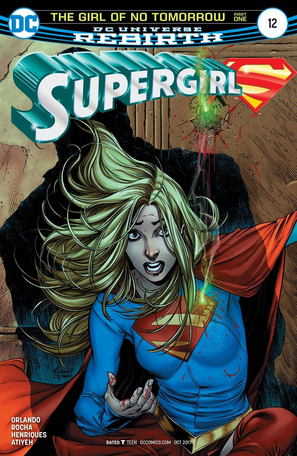 Supergirl #12 ebook