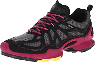 90adca45b97 Amazon.com | ECCO Women's Biom Trail Argon GTX Running Shoe | Trail ...