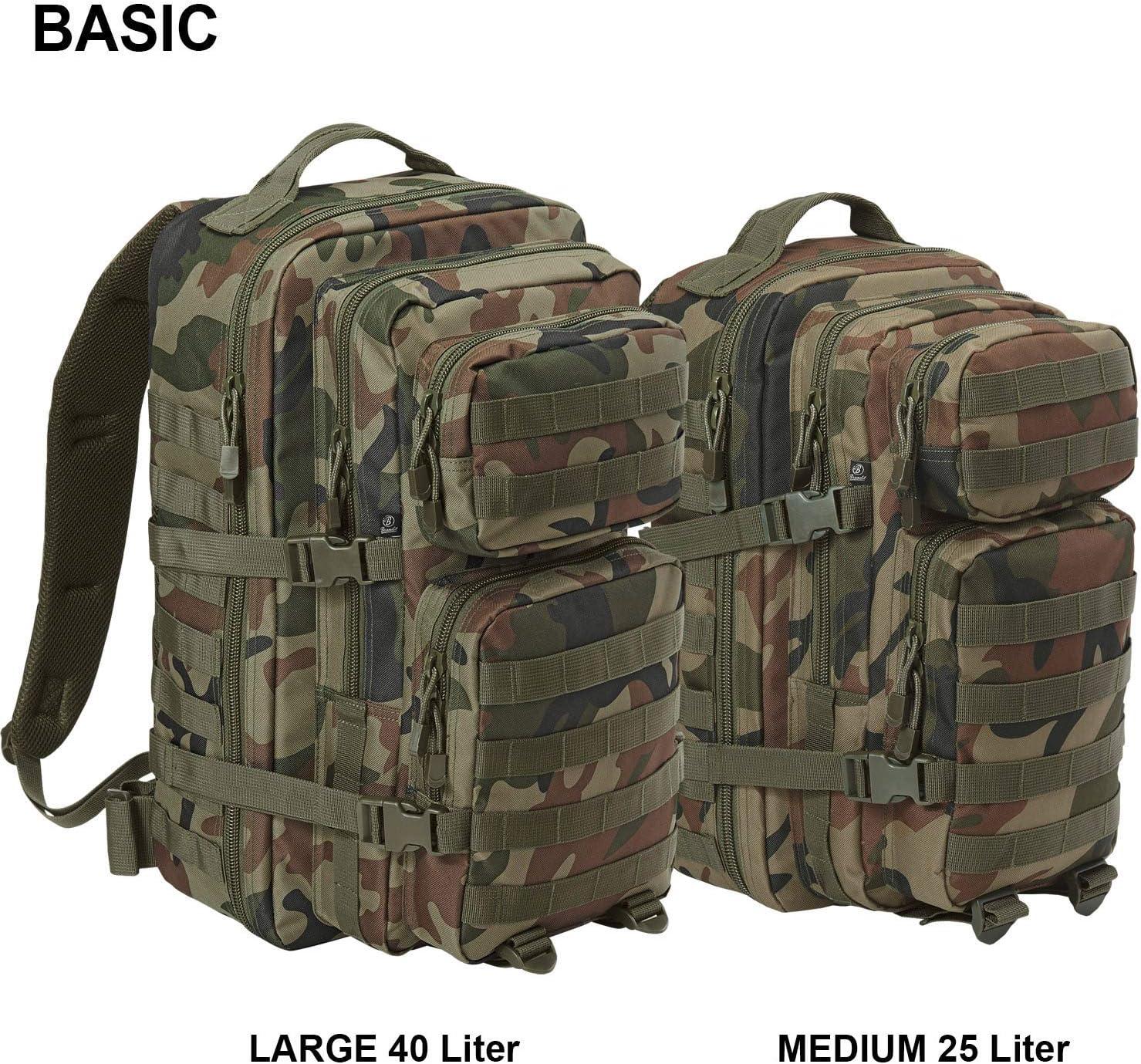 Brandit Rucksack Lasercut US Cooper Backbag - Zaino - sac à dos - Mochila Bosco vqhKc
