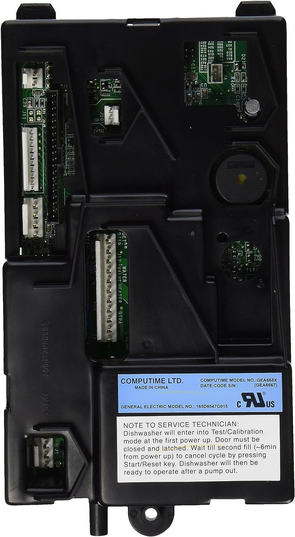General Electric WD21X10372 Dishwasher Control Module