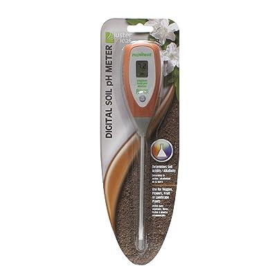 Rapitest Digital Plus Soil pH Meter : Soil Testers : Garden & Outdoor