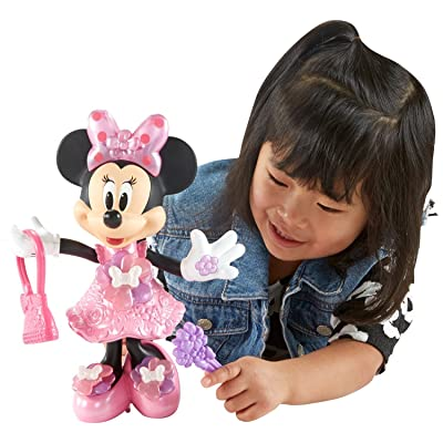 Fisher-Price Disney Minnie, Bloomin' Bows Minnie: Toys & Games