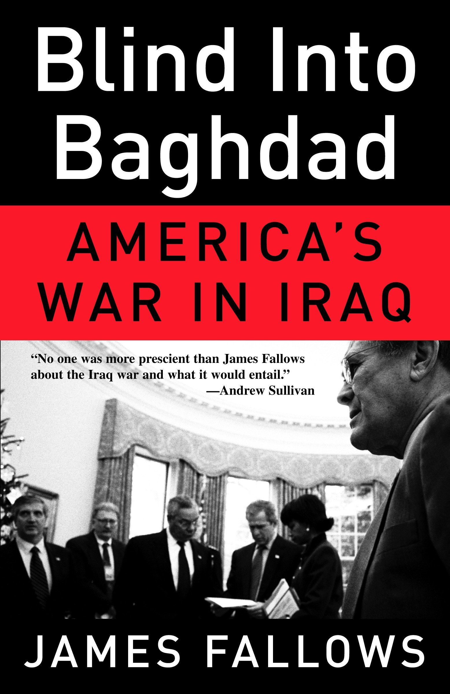 Read Online Blind Into Baghdad: America's War in Iraq PDF