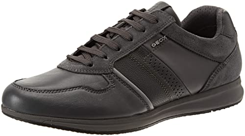 ceb7034a8a490 Geox Men s U Avery a Low-Top Sneakers  Amazon.co.uk  Shoes   Bags