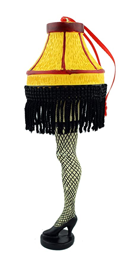 Amazon.com: A Christmas Story Movie Leg Lamp Ornament: Home ...