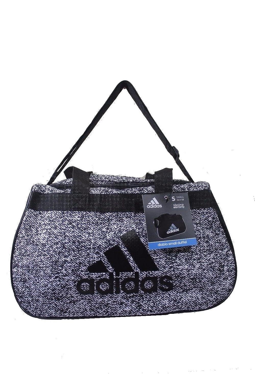 a289f4b42b 50%OFF Adidas Diablo Small Duffel Gym Sports Bag Kapow Print Black White