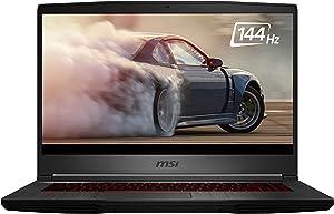 MSI GF65 Thin 9SD-837 i7-9750H/GTX1660Ti/8GB/512G/Win10 Gaming Laptop