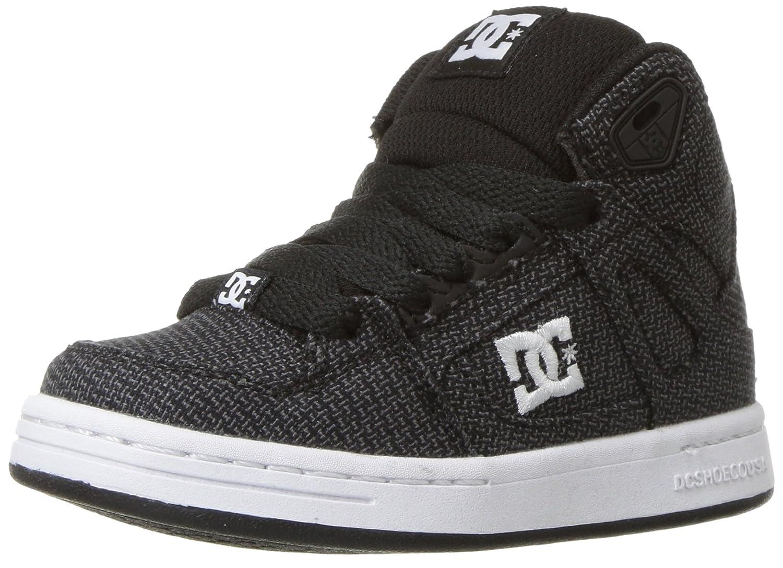 DC Rebound TX SE Skate Shoe (Little Kid/Big Kid) DC Kids Footwear REBOUND TX SE - K