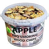 3 litri di trucioli di legno per grigliate