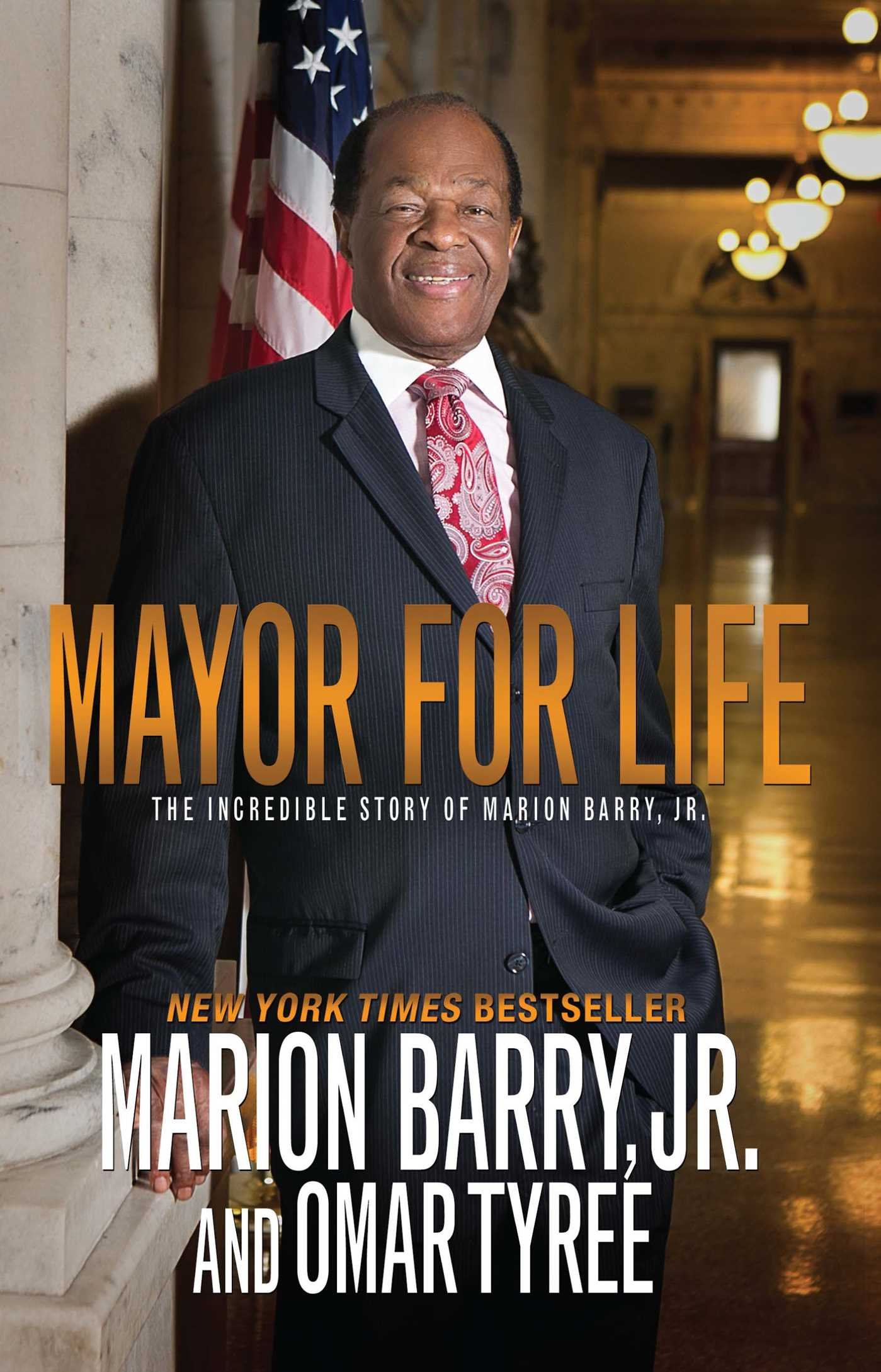 mayor for life the incredible story of marion barry jr marion