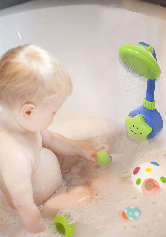 Amazon.com : Koo di Koo-Di Bath Time Fun Shower Baby Bath Toy : Baby