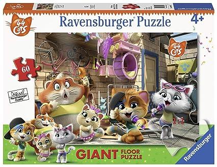 Amazon.com: Ravensburger 03005 44 - Puzle gigante (60 piezas ...