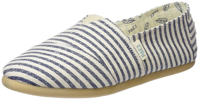 Paez Original-Classic Silver, Alpargatas para Mujer: Amazon.es: Zapatos y complementos