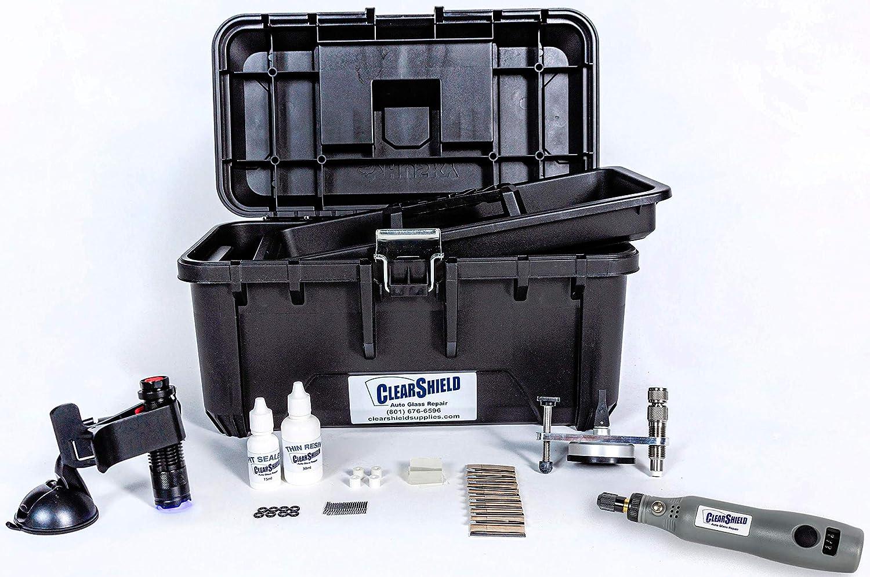 Clearshield Auto Glass Repair Kit