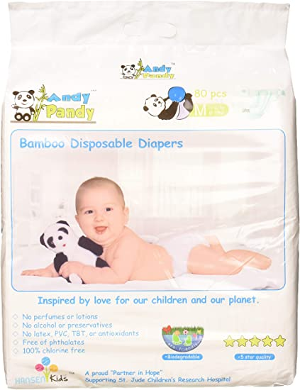 NEW Honest Diapers Simply Sensitive Many Moos Newborn up to 10 LBS 40 Count