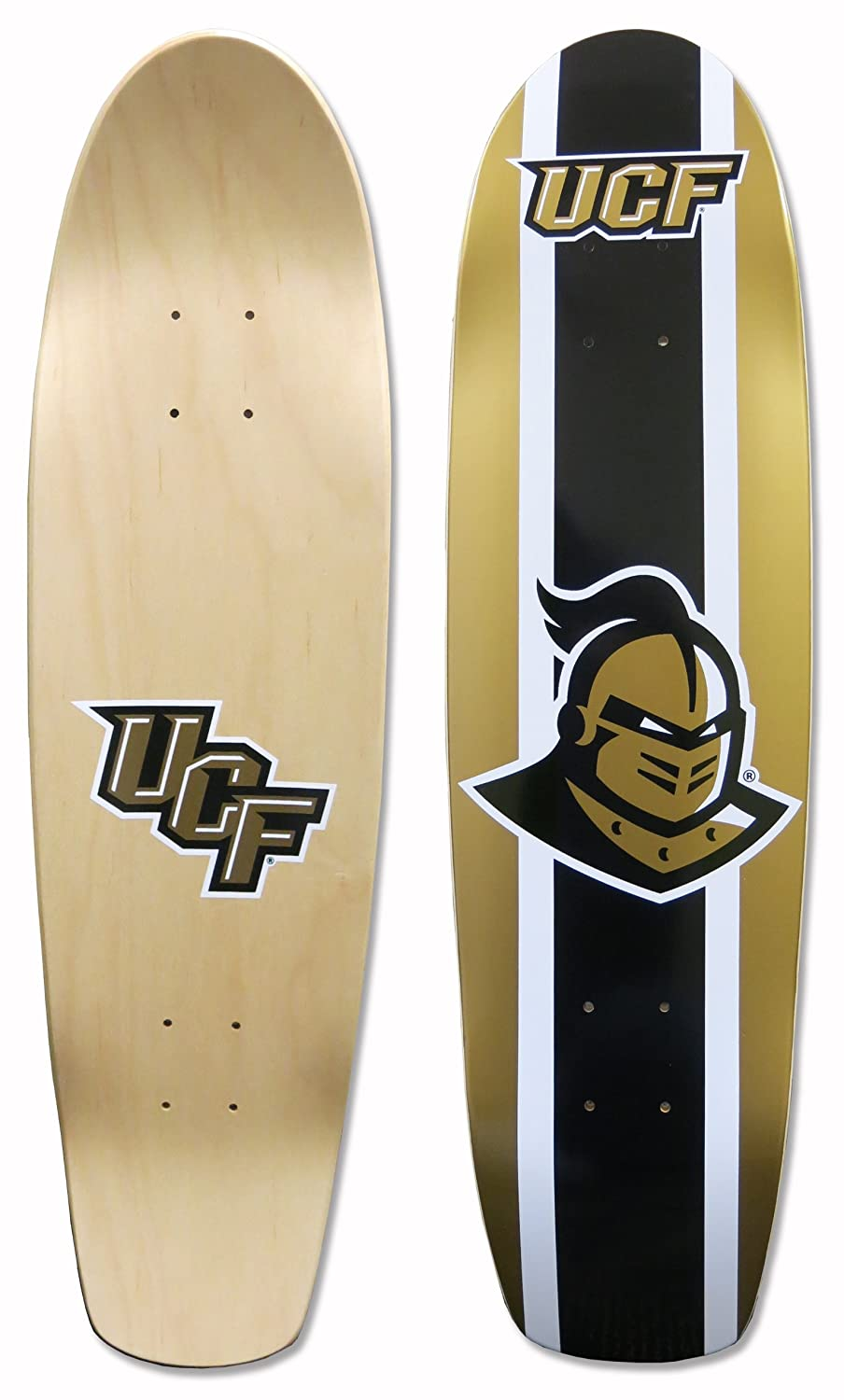 Amazon.com : University of Central Florida Skateboard Deck UCF Skate ...