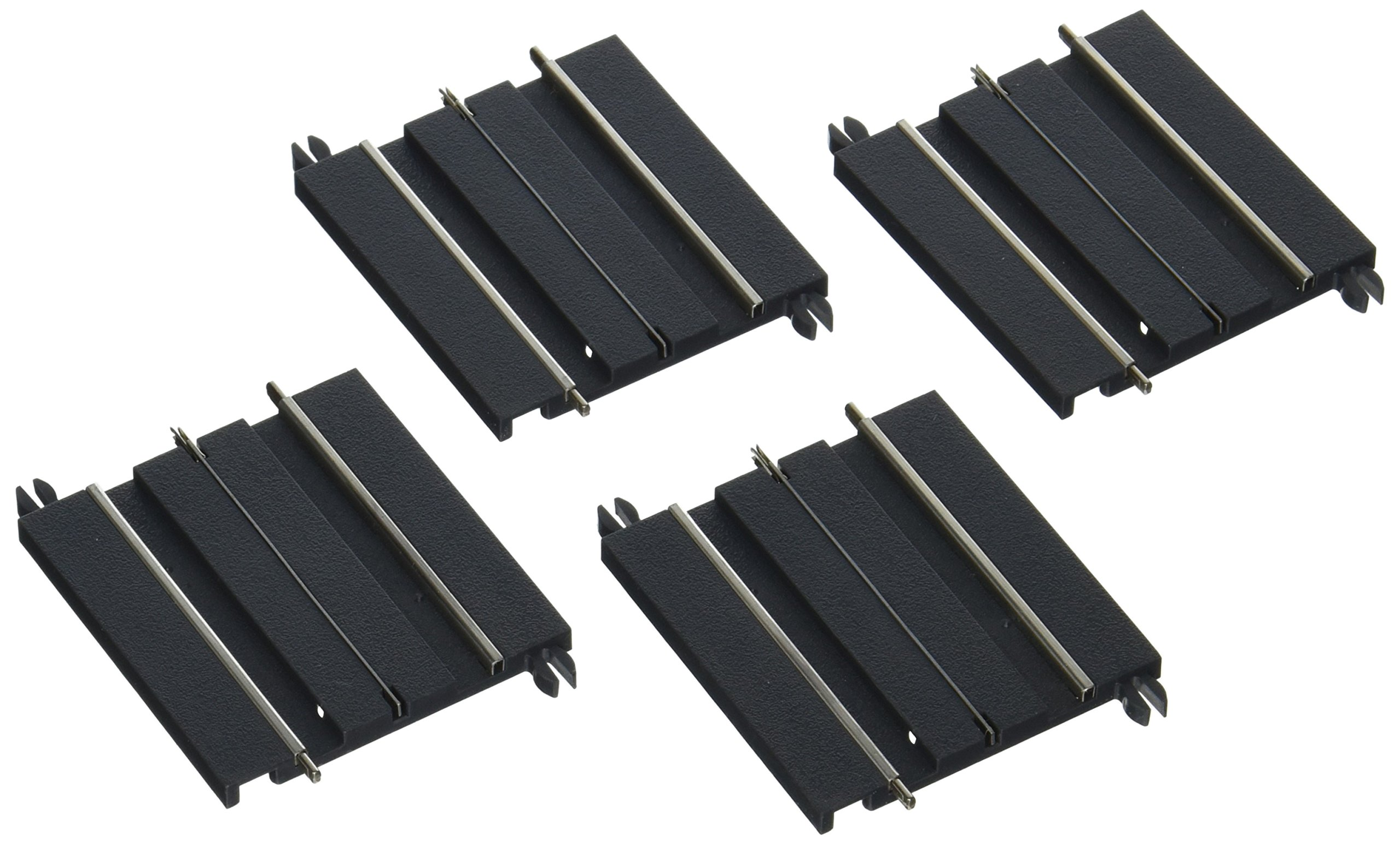 Williams by Bachmann E-Z Street 2.5'' Curve To Curve Track 4 Per Card - O Scale