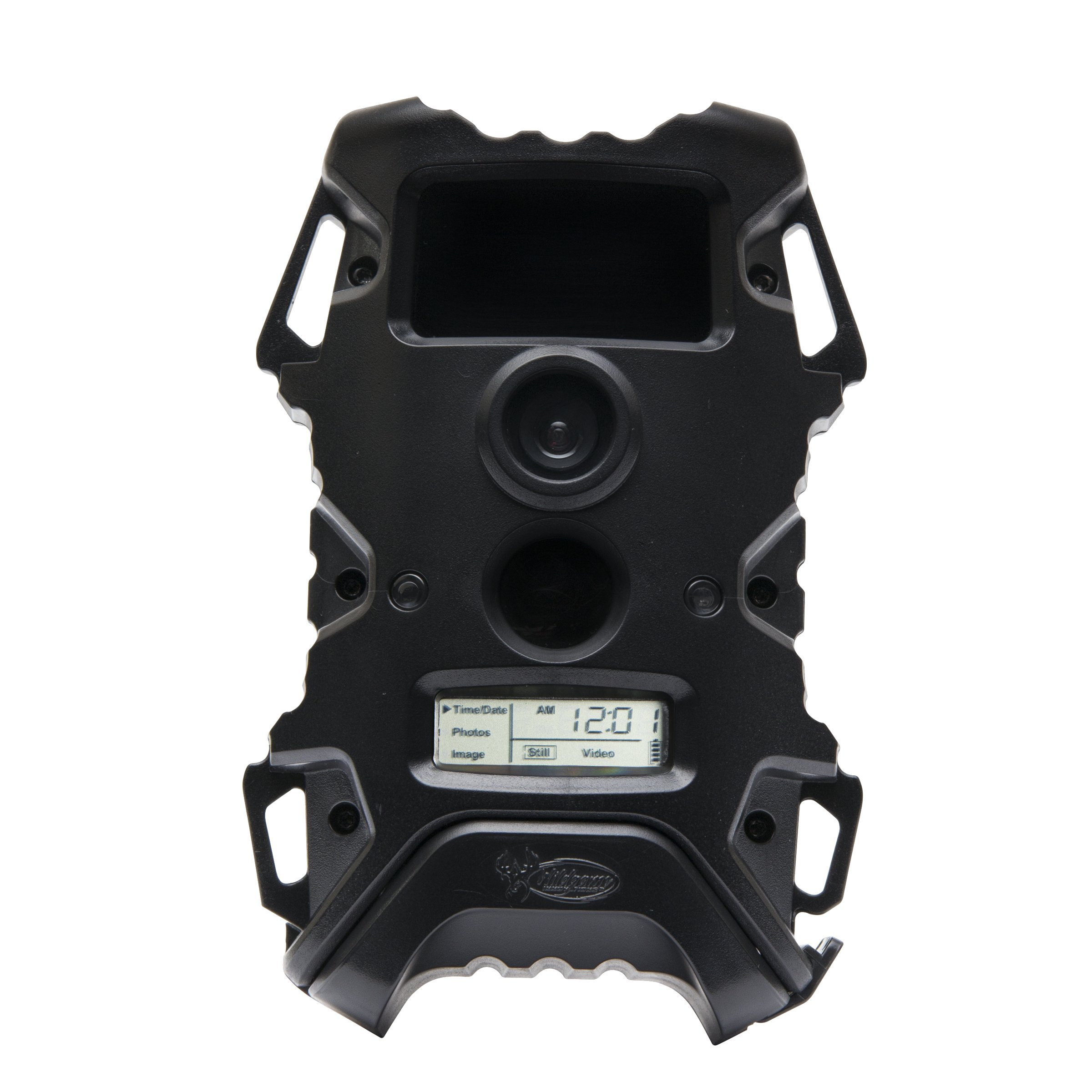 WGI B.A. PRODUCTS Wildgame Innovations Terra 8 Invisible Flash Trail Camera, Black