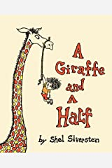 A Giraffe and a Half Hardcover