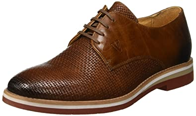 Scarpa Cuoio, Brogues Homme, Marron (Cuoio Cuoio 18ee), 39 EUValleverde