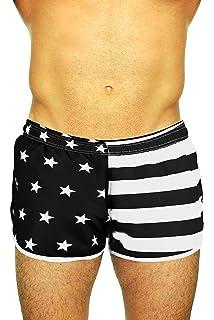 c4348205e2460 Amazon.com: Soffe Men's Ranger Panty Running Short: Clothing