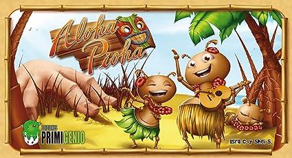 EDICIONES PRIMIGENIO- Juego de Tablero (EPAP0001): Amazon.es: Juguetes y juegos