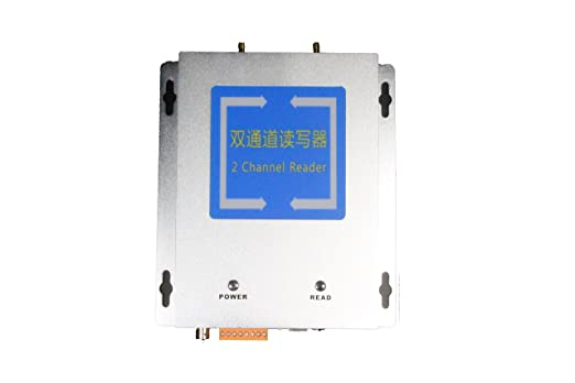 2 Channel UHF RFID Reader JT-9230 Small Multiple Tags
