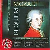 Mozart: Requiem (Transcription by carl czerny for solo, coro & four hands piano)