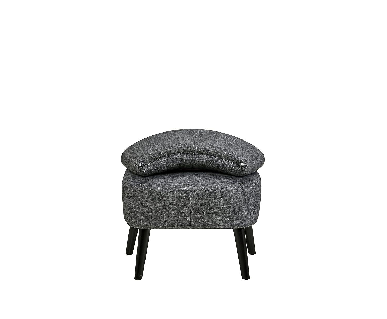 braun ARTDECO Cocktailsessel Lounge Sessel Vintagesessel ohne Armlehnen