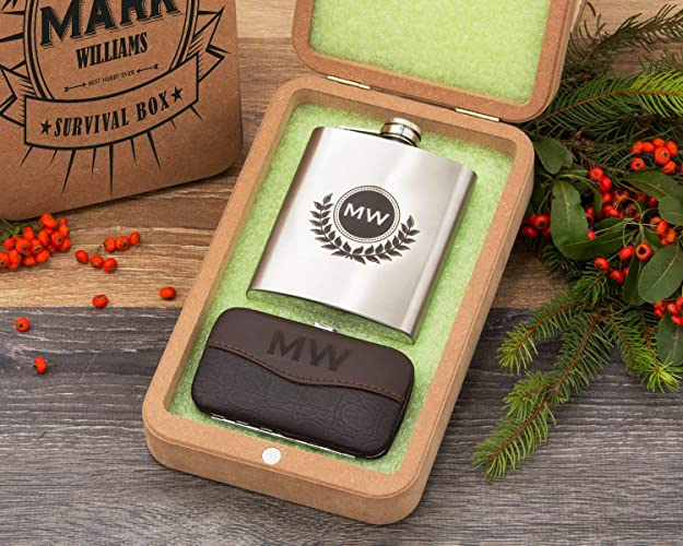 Christmas Gift Ideas For Him Amazon.Amazon Com Personalized Groomsmen Gift Luxury Gift Idea