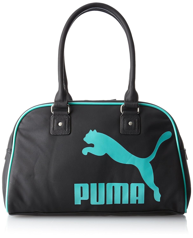 27a7eee00b23 Puma mens heritage handbag black pool green clothing jpg 1215x1500 Puma  heritage bag