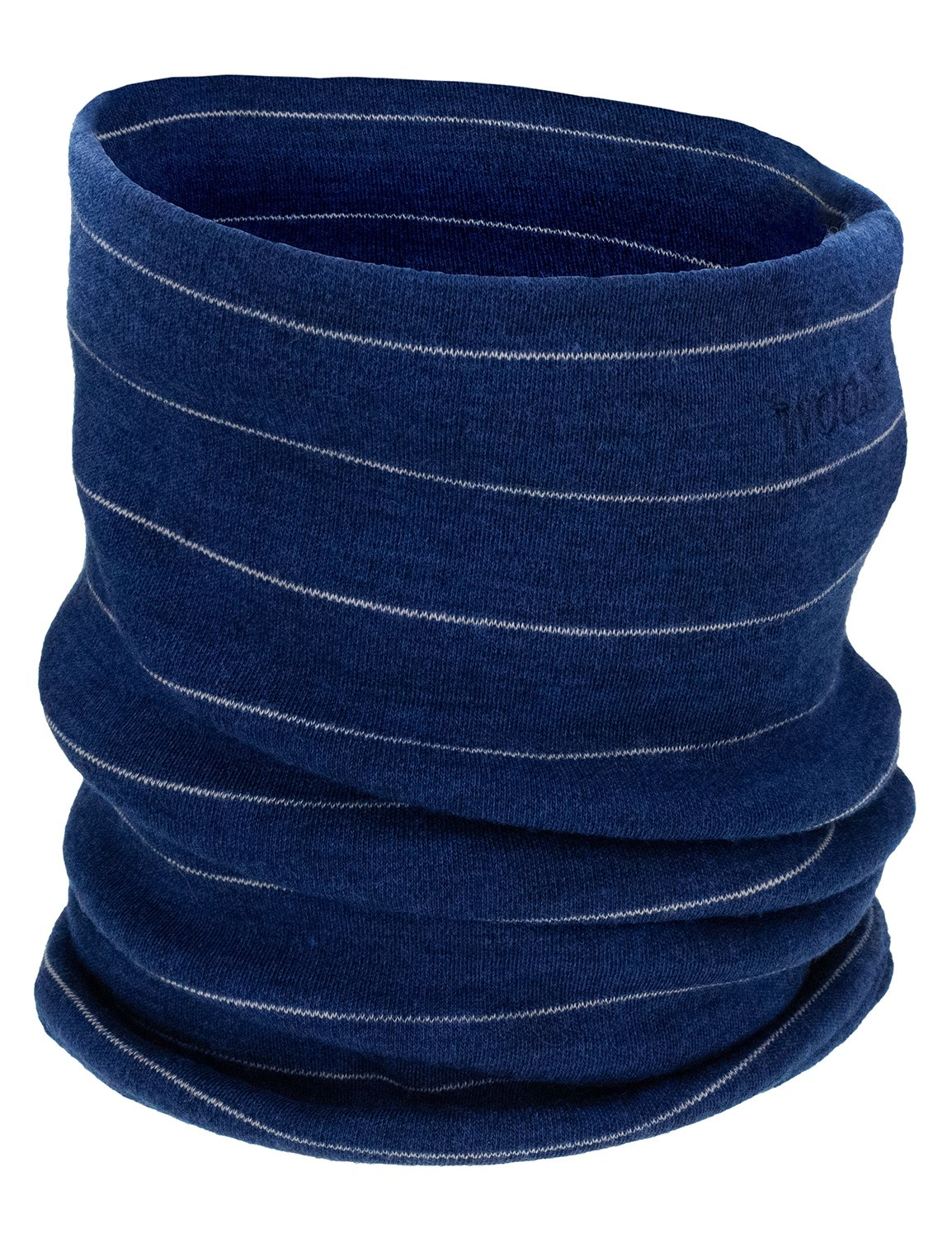 Woolx Unisex Merino Wool Neck Gaiter for Men & Women- Warm and Soft- Iceberg Navy