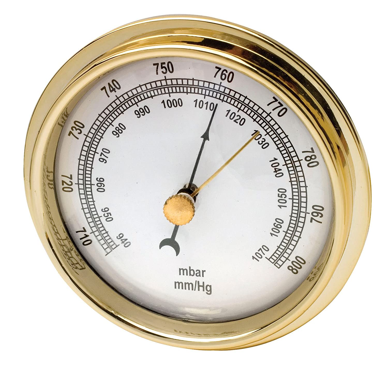 H-B DURAC Barometer; 940 to 1070 Milibar Range, Plastic (B61502-0300) Proprietary