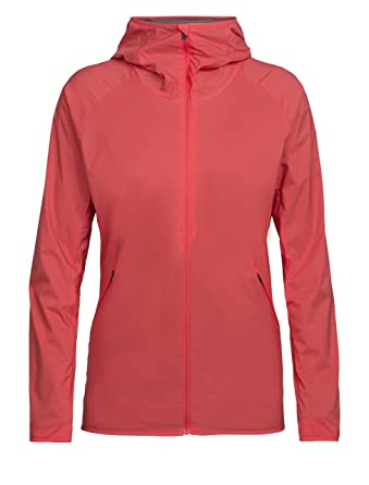 f46db900f Icebreaker Coriolis Hooded Windbreaker - Women's at Amazon Women's ...