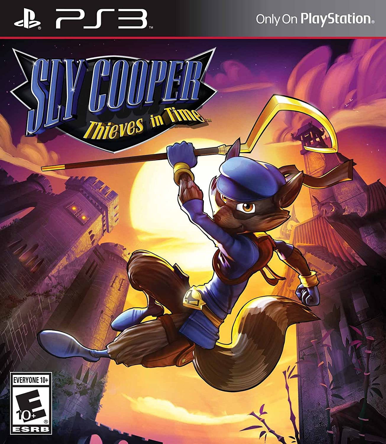 Amazon com: Sly Cooper: Thieves in Time - Playstation 3