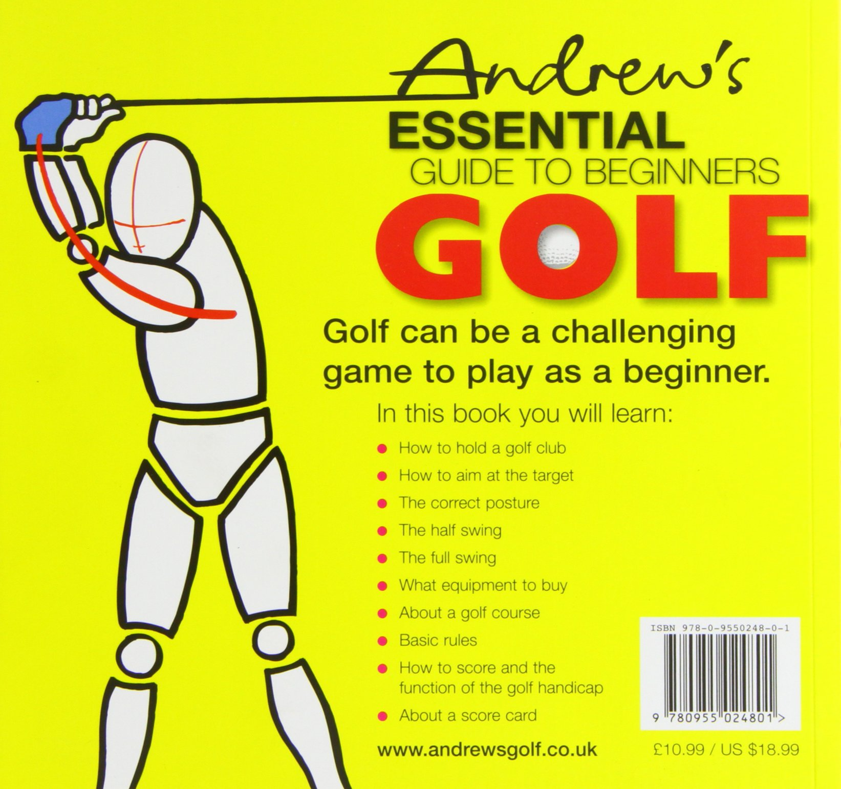 Interactive beginner's guide to golf   about golf.