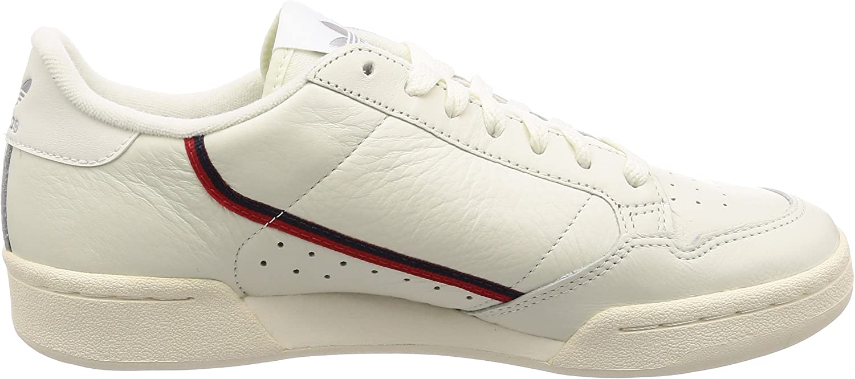 adidas Continental 80 Voor mannen. Sneakers Blanc Tinbla Casbla Escarl 000