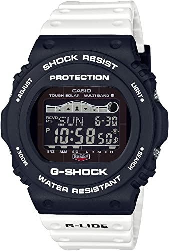 Amazon.com: CASIO G-SHOCK G-LIDE GWX-5700SSN-1JF Mens Japan ...